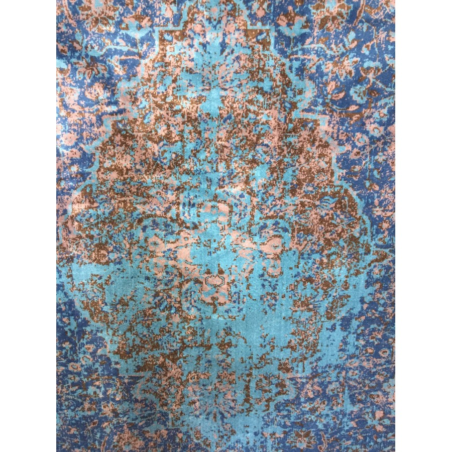 Rustica Faded Turquoise RU3 Rug 170X240cm